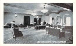 USA - Oakland - Women's City Club 1428 Alice Street, Lounge Looking Into Sun Parlor - Oakland