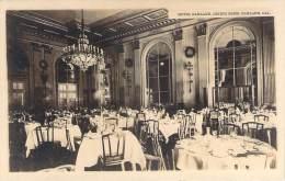 USA - Oakland - Hotel Oakland, Dining Room (R.P.) (carte Photo) - Oakland