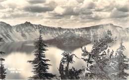 USA - Crater Lake - Etats-Unis