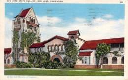 USA - San Jose - San Jose State College - San Jose