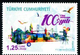 XF0214 Turkey  2014 The Festival 1v MNH - Nuevos