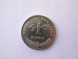 CROATIA 1 Kuna 2004  10 Years Anniversary Of Independence 1994 - 2004 # 4 - Croazia