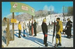 GROSSINGER´S Ski Valley Resort New York Grossinger 1968 - NY - New York