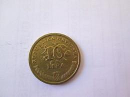CROATIA 10 Lipa 1995 United Nations  50 Years Anniversary 1945 - 1995  # 4 - Croazia