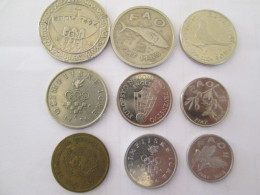 CROATIA 9 Anniversary Coins   # 4 - Croatia
