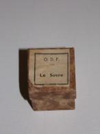 Film Fixe Pédagogique En Bobine - Histoire De L'éducation - Le Sucre - Bobines De Films: 35mm - 16mm - 9,5+8+S8mm