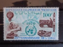 MAURITANIE P.A. . N° 101 ** - Mauritania (1960-...)