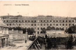 7158. CPA 14 LISIEUX. CASERNE DELAUNAY - Lisieux