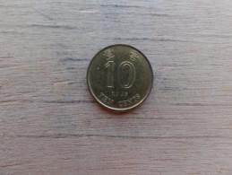 Hong-kong  10 Cents  1995  Km  66 - Hong Kong