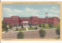 G , Cp , ÉTATS-UNIS , ROCHESTER , The Strong Memorial Hospital Of The University - Rochester