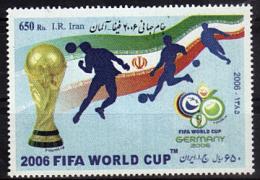 IRAN  N°  2737  * *   Cup   2006  Football  Soccer  Fussball