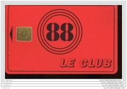 DX086 CLUB 88  ROUGE - France
