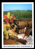 33 Gironde Richesses Du Vignoble ( Vigneron, Raisin, Barriques, Vigne ) - Weinberge