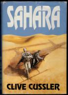 CLIVE   CUSSLER    SAHARA         (CARTONATO  PAG.561) - Libri, Riviste, Fumetti