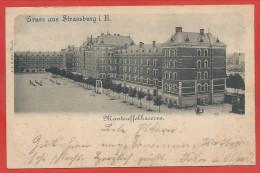 67 - STRASSBURG - STRASBOURG - Manteuffelkaserne - Caserne Stirn - Inf. Rgt. 138 - Strasbourg