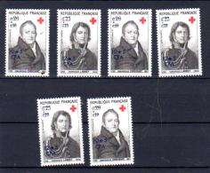 Croix-Rouge, 3X  362/ 364 **, Cote 12,30 €, - La Isla De La Reunion (1852-1975)