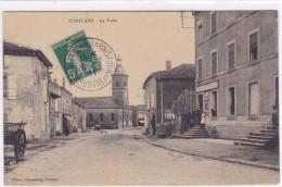 Yvelines - Conflans - La Poste - France