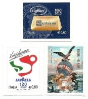 2015 - 3623/25 Eccellenze Italiane - 2011-...:  Nuovi