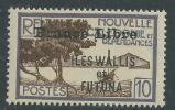 WALLIS ET FUTUNA N° 97 XX 10 C.  Surchargé France Libre Sans Charnière TB - Unclassified