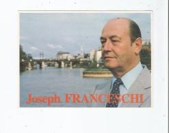 JOSEPH FRANCESCHI POLITIQUE FRANCAIS - Personnages