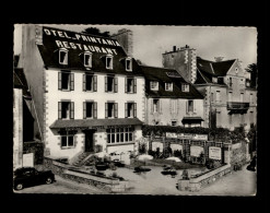 22 - BINIC - Carte Facturier Hotel - Binic