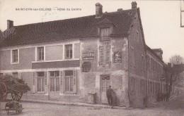 CARTE POSTALE    SAINT CYR LES COLONS 89   Hotel Du Centre - France