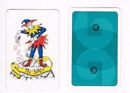 Joker - Generale Bank - Cartes à Jouer Classiques