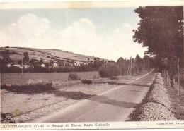 LAFOMBLANQUE LIGNE DU PETIT TRAIN DE CASTRES A MURAT - France