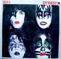 LP - KISS- DYNASTY - 1979 - Hard Rock & Metal