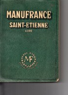 CATALOGUE MANUFRANCE 1953 - Chasse/Pêche