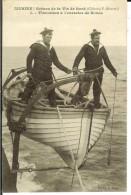 CPA Marine : Scènes De La Vie De Bord, Timoniers à L'exercice De Sonde  10386 - Altri