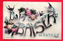 54. Batilly. Un Baiser De Batilly. 1907 - Autres Communes