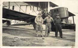 PHOTO (format Carte Ancienne) - Modèle D'avion à Déterminer. - 1919-1938: Entre Guerres