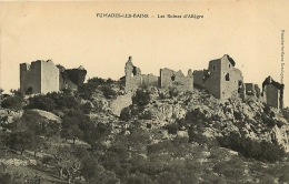 30  FUMADES LES BAINS  LES RUINES D'ALLEGRE - Other Municipalities