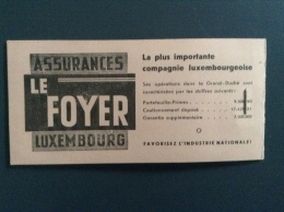 LUXEMBOURG LUXEMBURG 1935 Carnet / Heftchen Le Foyer Rose Mi 166, 167, 223, 281 Gest. & MNH ** RAR!! - Booklets