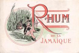 "06283 ""RHUM DE LA JAMAIQUE"" ETICH. ORIG. - ORIG. LABEL - Rhum"