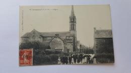 GOMENE 22 L'EGLISE Côtes D'armor CPA Animee Postcard - Otros Municipios