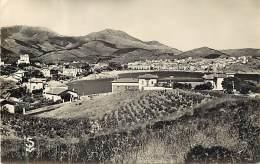 -ref- M161 - Pyrenees Orientales - Banyuls Sur Mer - Vue Generale - Carte Bon Etat - - Banyuls Sur Mer