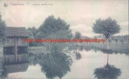 1912 L'ancien Moulin à Eau Poperinge - Poperinge