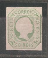 Sello Nº 7 Portugal. - Portugal