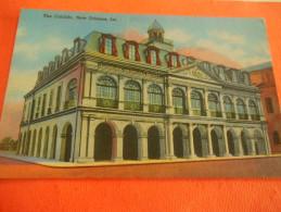 B659 New Orleans The Cabildo Cm8,5x13,5 No Viaggiata - Cartoline