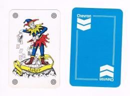 Joker - Chevron - Playing Cards (classic)