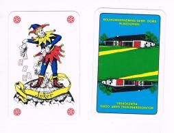 Joker - Bouwonderneming Gebr. Ooms Rijkevorsel - Speelkaarten