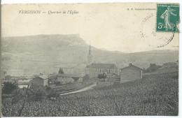 VERGISSON - Quartier De L'Eglise - Autres Communes