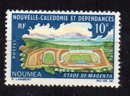 NOUVELLE-CALEDONIE - STADE DE MAGENTA - 10f - 1968 - - New Caledonia