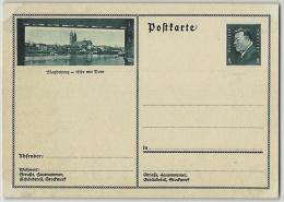 DR, BILDPOSTKARTE, P 192 / 19, Bockisch 25-019, MAGDEBURG, HELL, GANZSACHE POSTAL STATIONERY, Ungebraucht - Germany