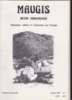 ARDENNES: Maugis Revue Ardennaise - Documenti Storici