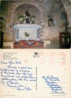 Virgin Mary House, Ephesus, Turkey Postcard Posted 1989 Stamp - Turquie
