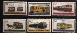 Allemagne Berlin 1971 N° 360 / 5 ** Train, Chemin De Fer, Locomotive, Métro, Electrique, Tramway, Cheval, Remorque, Rail - [5] Berlin