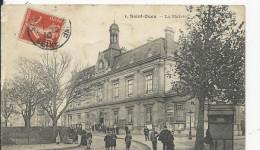Saint -Ouen   La Mairie - Saint Ouen